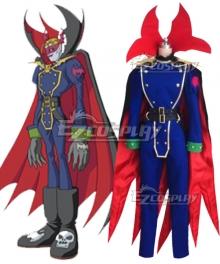 Digimon Adventure Vamdemon Cosplay Costume