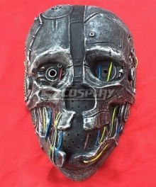 Dishonored 2 Corvo Attano New Mask Cosplay Accessory Prop