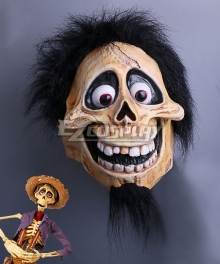 Disney 2018 Movie Coco Hector Halloween Mask Cosplay Accessory Prop