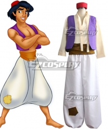 Disney Aladdin Cosplay Costume