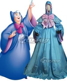 Disney Cinderella Fairy Godmother Cosplay Costume