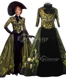Disney Cinderella Movie Stepmother Cosplay Costume