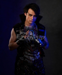 Disney Descendants 3 Harry Hook Pirate Cosplay Costume