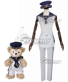 Disney Duffy Disney Bear Cosplay Costume