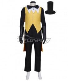 Disney Gravity Falls Bill Cipher New Edition Cosplay Costume