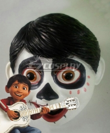 Disney Movie Coco Miguel Rivera Halloween Mask Cosplay Accessory Prop