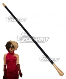 Disney Movie Cruella de Vil Cosplay Weapon Prop