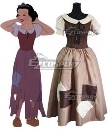 Disney Snow White Schneewittchen Cosplay Costume