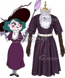 Disney Star vs. the Forces of Evil Eclipsa Butterfly Cosplay Costume