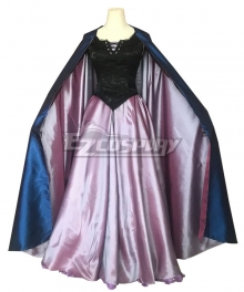 Disney The Little Mermaid Sea Witch Ursula Dress Cosplay Costume