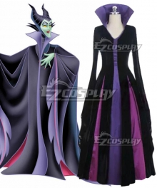 Disneys Sleeping Beauty Maleficent Cosplay Costume