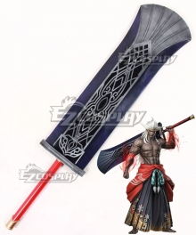 Dissidia Final Fantasy Spiritus Sword Cosplay Weapon Prop