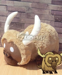 Don't Starve Together Beefalo Cosplay Accessory Prop