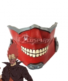 Dorohedoro En Mask Cosplay Accessory Prop