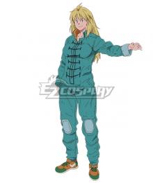 Dorohedoro Nikaido Jumpsuit Cosplay Costume