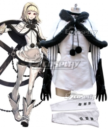 Drag On Dragoon 3 DOD3 One Cosplay Costume