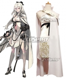 Drag On Dragoon 3 DOD3 Zero Cosplay Costume Premium Edition