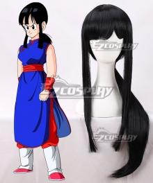 Dragon Ball Chi Chi Black Cosplay Wig