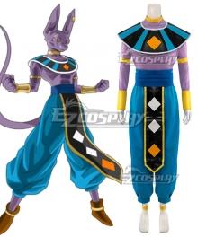 Dragon Ball Super Beerus Cosplay Costume
