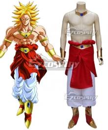 Dragon Ball Super Broly Cosplay Costume