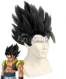Dragon Ball Super: Broly Gogeta Black Cosplay Wig