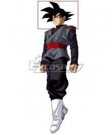 Dragon Ball Super Goku Black Black Cosplay Wig