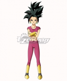 Dragon Ball Super Kefla Cosplay Costume