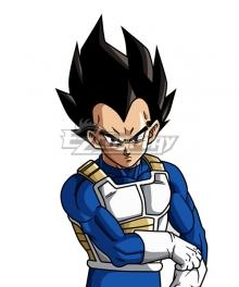 Dragon Ball Vegeta Black Cosplay Wig