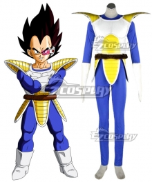 Dragon Ball Z Vegeta First Cosplay Costume