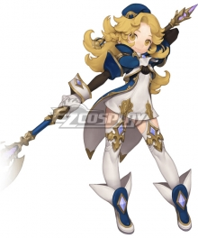 Dragon Nest Lancea Cosplay Costume