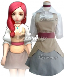 Dragon Nest Rose Cosplay Costume