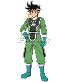 Dragon Quest: The Adventure of Dai 2020 New Anime Pop Cosplay Costume