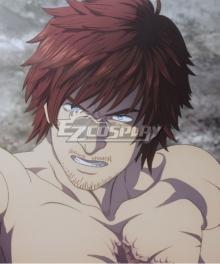 Dragon's Dogma Ethan Brown Cosplay Wig