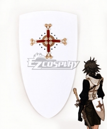Drakengard 3 Dito Shield Cosplay Weapon Prop