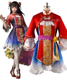 Dynasty Warriors 9 Daqiao Cosplay Costume