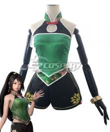 Dynasty Warriors 9 Guan Yinping Apron Cosplay Costume