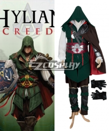 Hylian Creed Assassin's Creed Cosplay Costume Simple Version