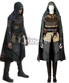 Assassin's Creed Movie Maria Cosplay Costumes - Including Boots
