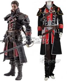 Assassin's Creed: Rogue Shay Patrick Cormac Cosplay Costume