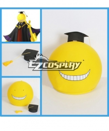 Assassination Classroom Korosensei Cosplay Accessories - Hat + Tentacles + Feet