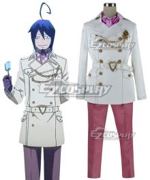 Blue Exorcist Kyoto Saga Mephisto Pheles Johann Faust V The King of Time Loki Cosplay Costume