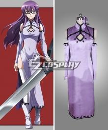 Akame Ga Kill! Night Raid Schere Cosplay Costume