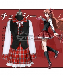 Akame ga Kill! Chelsea Cosplay Costume