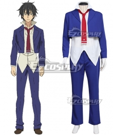 Armed Girl's Machiavellism Fudo Nomura Cosplay Costume