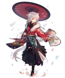 Azur Lane Montpellier New Year Ver. Cosplay Costume