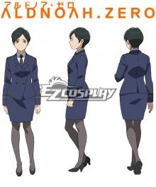 Aldnoah Zero Darzana Magbaredge Kaoru Mizusaki Cosplay Costume