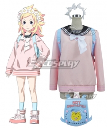 Bubuki Buranki Kogane Asabuki Cosplay Costume - A Edition