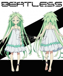 Beatless Type-002 Snowdrop Cosplay Costume