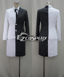 Batman Two Face Female Cosplay Costume