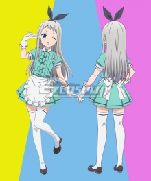 Blend·S Burendo Esu Hideri Kanzaki Cosplay Costume